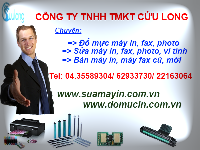 sua may in tai thanh liet