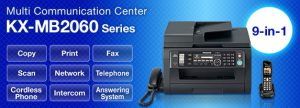 sua may in panasonic kx mb2060