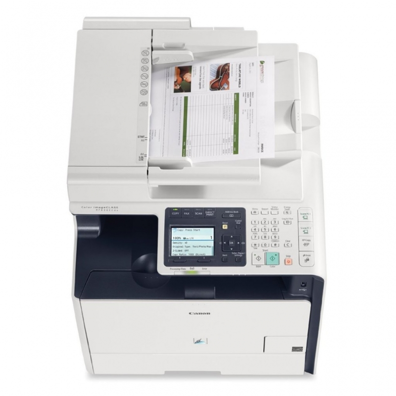 sua may in canon mf 8580cdw